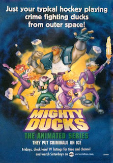 The Disney Afternoon mighty ducks