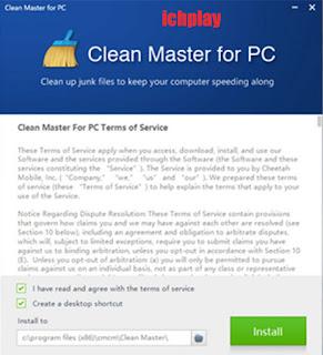 Tải Clean Master Cho PC, Laptop Windows 7, 8, 8.1, 10 XP miễn phí
