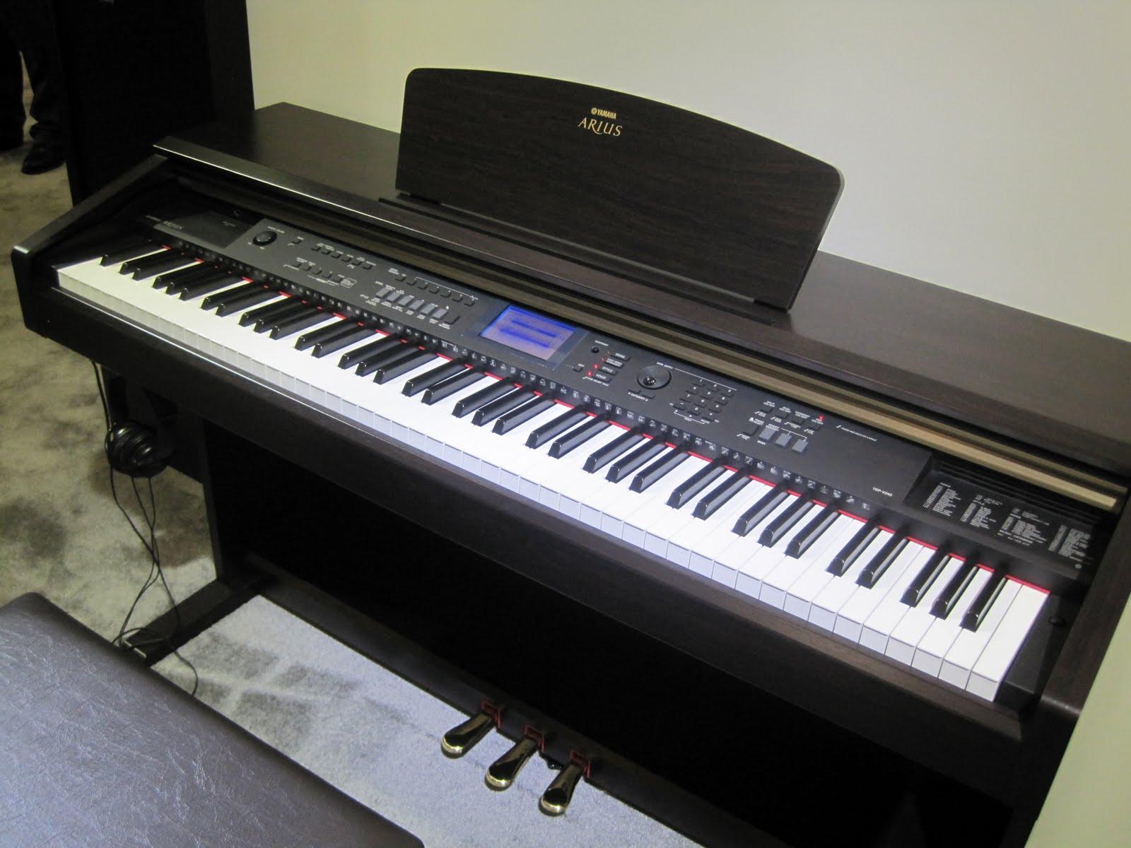 Az piano reviews review yamaha ydp181 ydpv240 dgx640 for New yamaha piano
