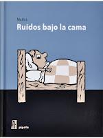 RUIDOS BAJO LA CAMA