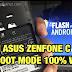 Cara Flash Asus Zenfone C ZC451CG