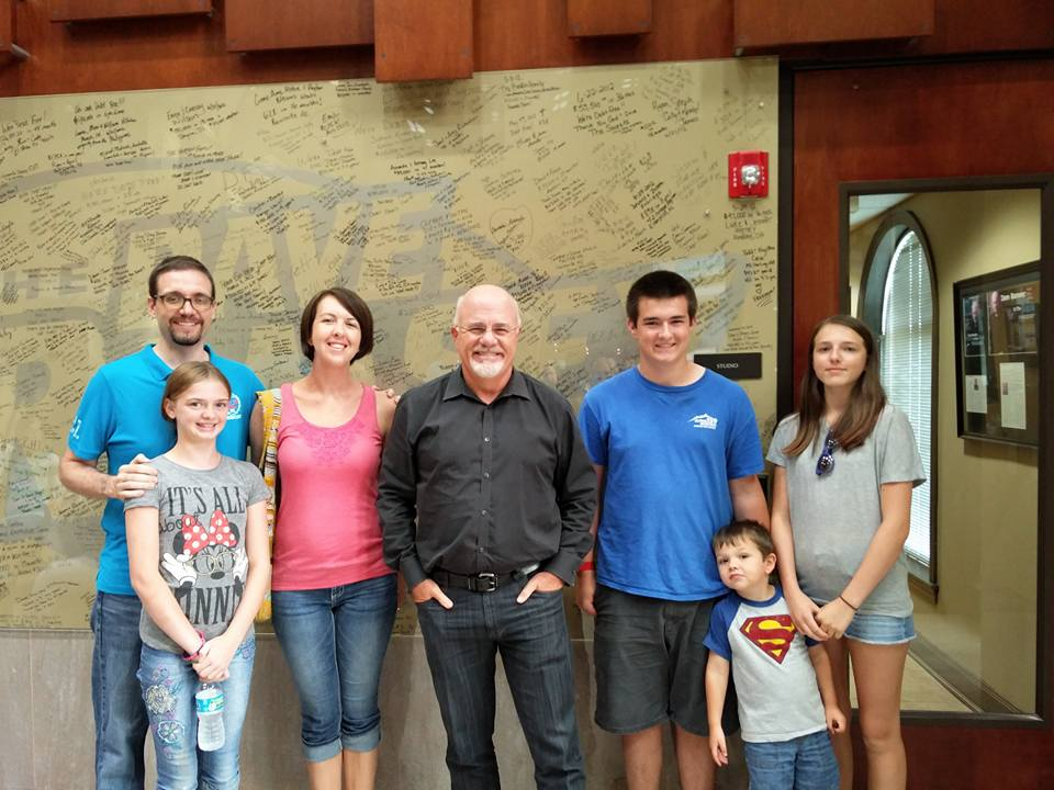 dave ramsey family - photo #48