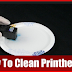 How to Clean the Printhead on Hp Printer