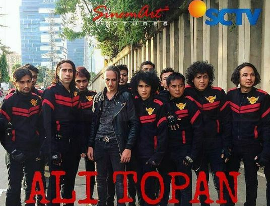 Lagu Ost Ali Topan Anak Jalanan