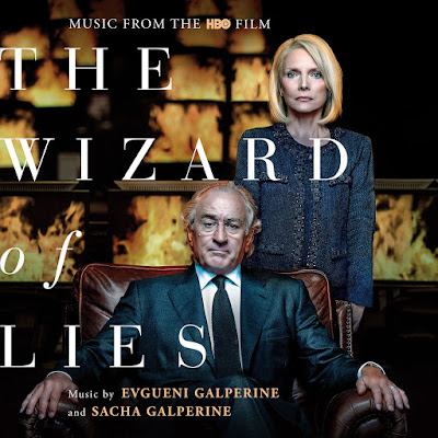 The Wizard of Lies Soundtrack Evgueni Galperine and Sacha Galperine