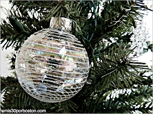 Bola Árbol de Navidad