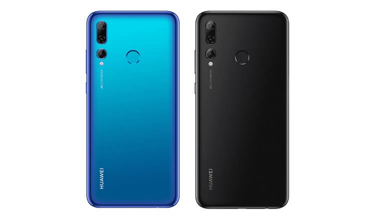 Huawei P Smart+ 2019 with Triple Cameras Announced