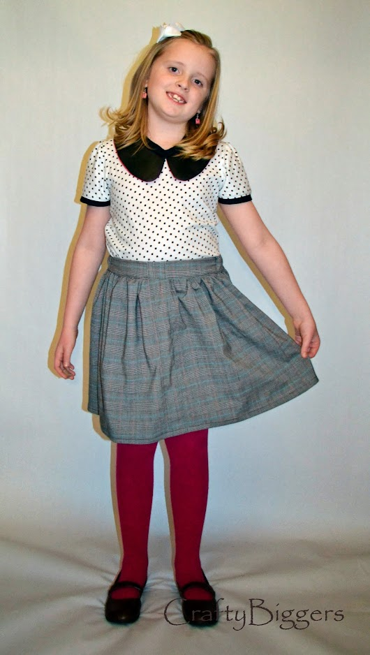 Made For Mermaids - Top and Samantha Skirt