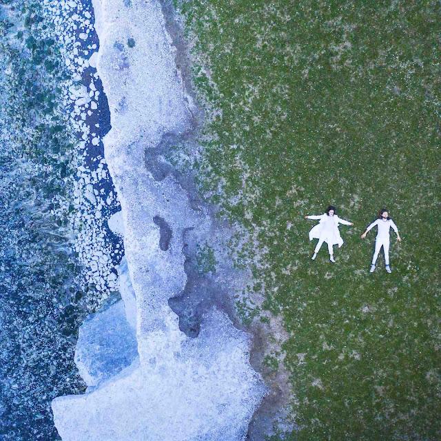 les praguois de teepee revient avec un nouvel abum savoureux : Where the Ocean Breaks