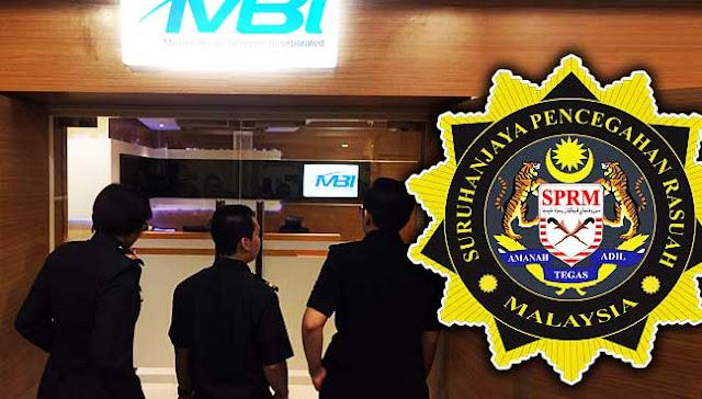 [SERANGAN DITERUSKAN] Selepas Unisel, SPRM serbu pejabat SUK Selangor