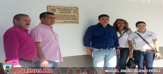 Colegio Cayetano Franco Pinzón del Municipio de San Calixto, estrena aulas   Rosarienses, Villa del Rosario