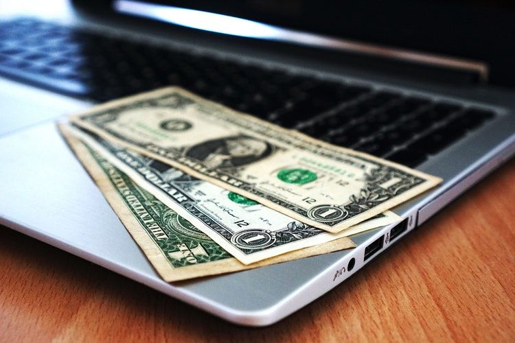 uang gratis ratusan dollar dengan internet