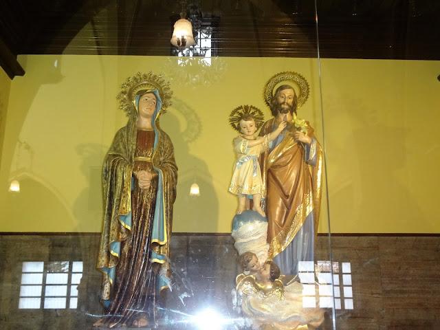 モンセラーテの丘にある教会のイエス・キリスト
