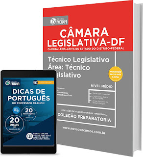 Apostila Câmara Legislativa do DF 2017