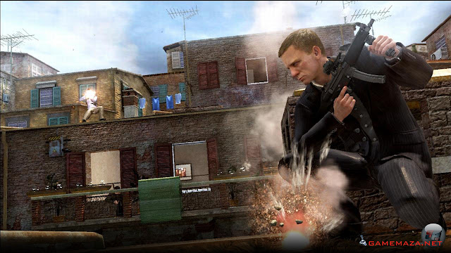 007 Quantum of Solace Gameplay Screenshot 5