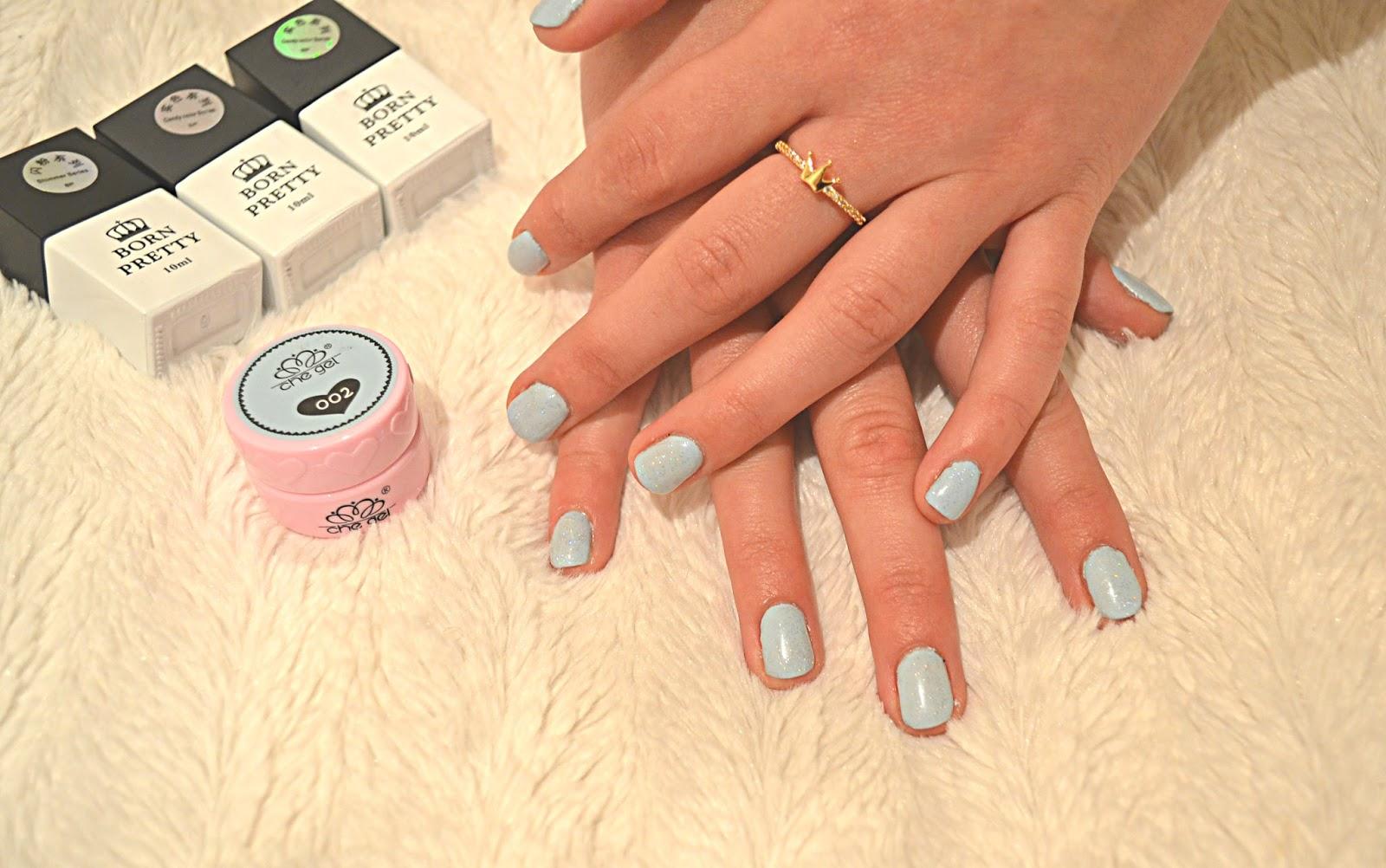 Kaiyo Aino Blog: 3 Bornprettystore Nail Gel Colours
