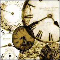 El tiempo que corre y Alexander Strauffon
