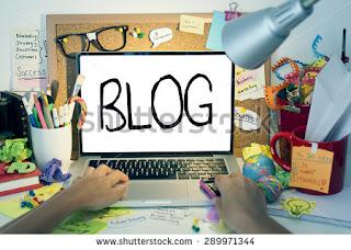 Semua Orang Bisa Jadi Wartawan, Medianya Blogging