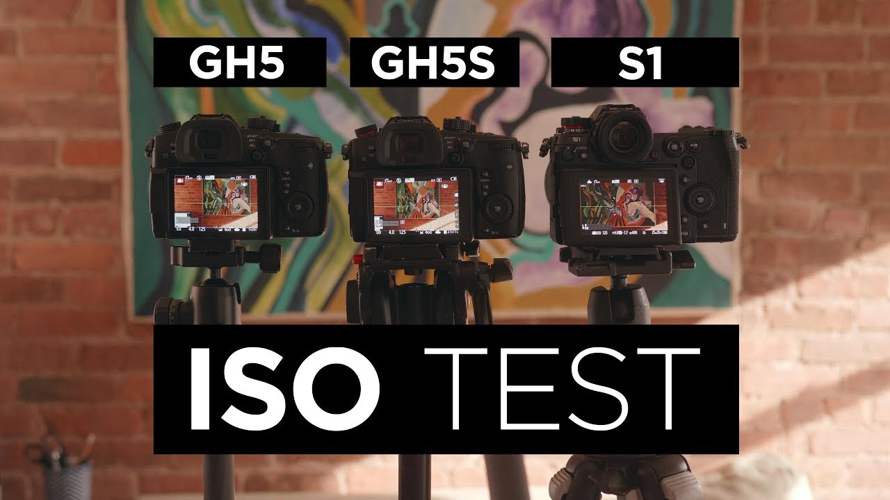Does the new Lumix S1 outperform GH5S? At ISO25,600