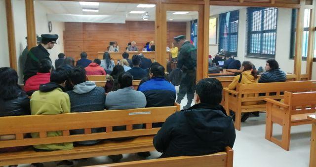 Tribunal de Juicio Oral en lo Penal de Valdivia.