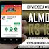 ALMOXARIFE PARA CONSTRUÇÃO CIVIL EM SUAPE COM SALÁRIO DE R$ 1500,00