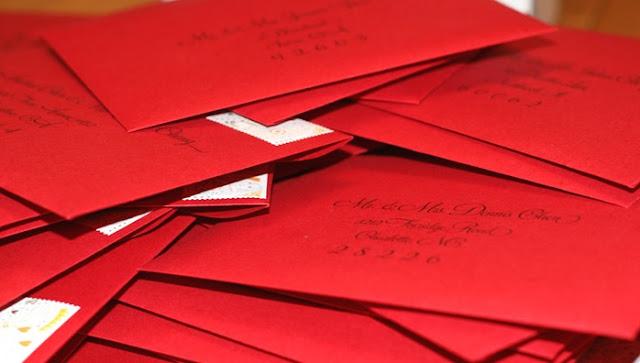 Enviar las invitaciones internacionales - Foto: www.comeonilene.com