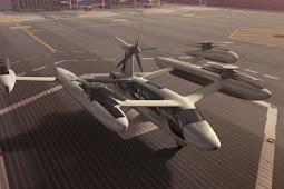 Uber Akan Membangun Pusat Transportasi Online Lewat Udara?