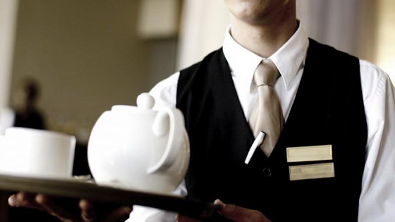 Χώρα σερβιτόρων και μερικώς απασχολούμενων