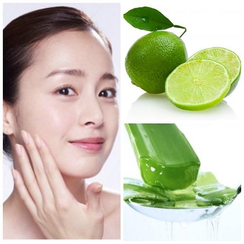 Cách căng da mặt với nha đam tươi đơn giản và hiệu quả