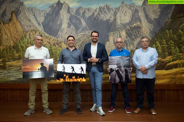 Arai Alonso gana el concurso Transvulcania Photo Contest 2019