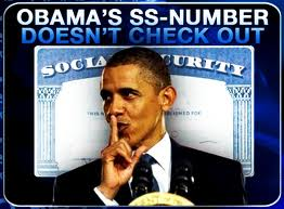 Obama's Social Security Number challenged