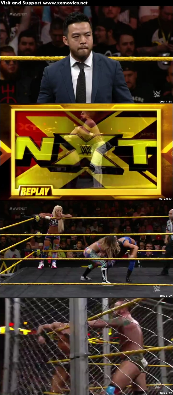 WWE NXT 19 April 2017 WEBRip 480p