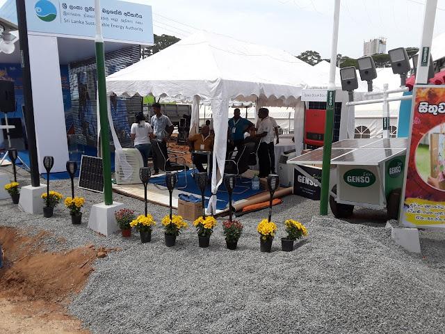 Enterprise Sri Lanka - 2018 Genso Monaragala Stall
