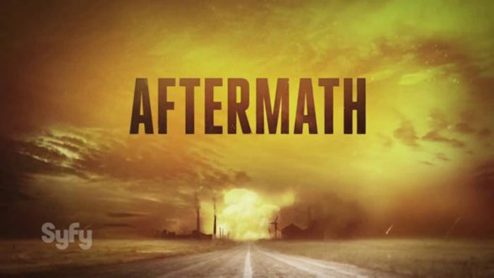 AFTERMATH: THE WORLD IS OVER