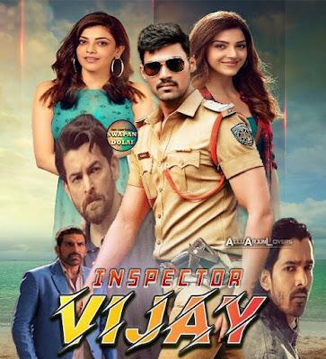 Inspector Vijay 2019 Hindi Dubbed 720p HDRip 900MB