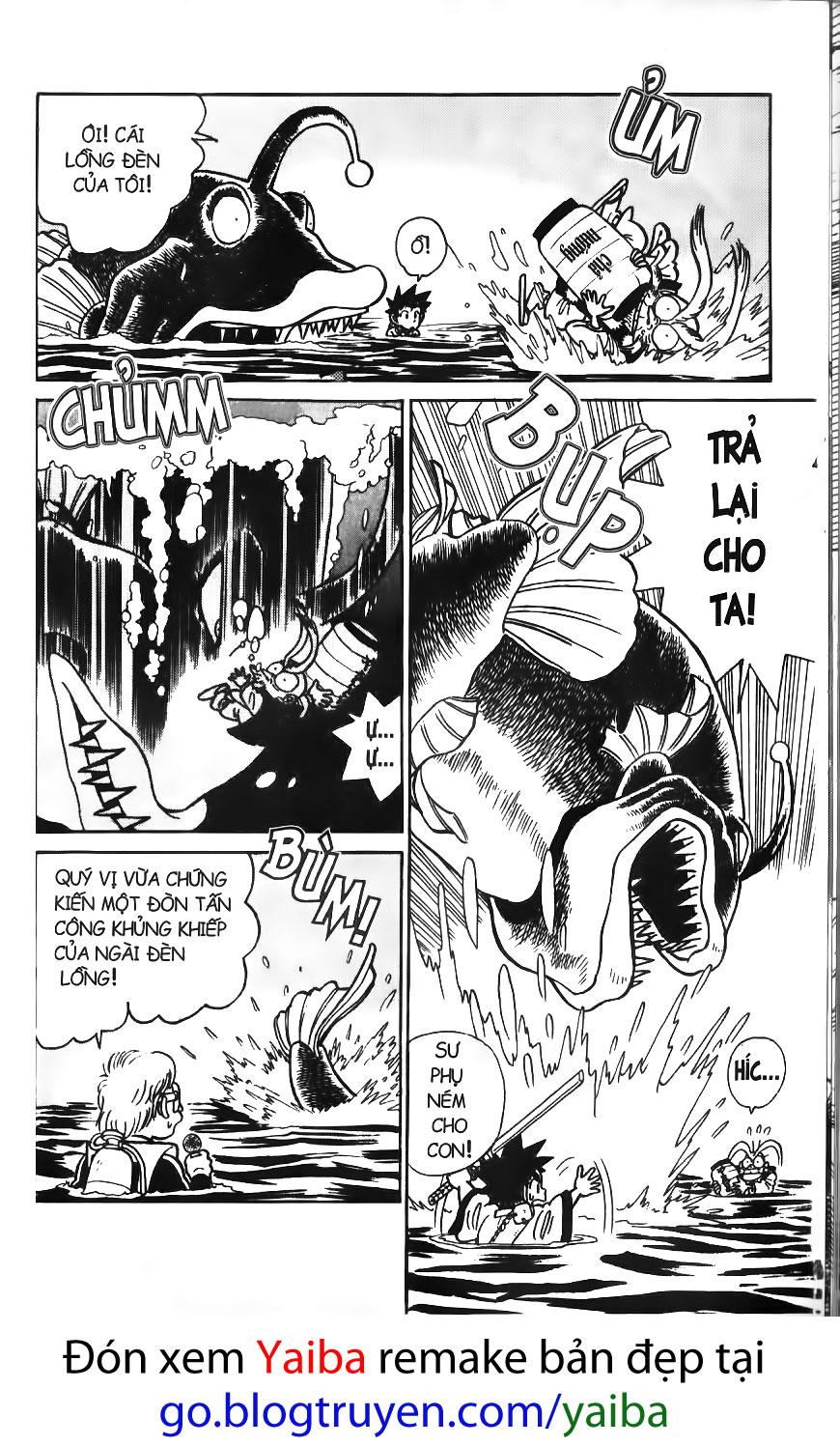Yaiba chap 52 trang 11