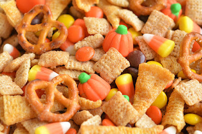 cheap Halloween party snacks