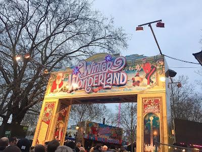 Hyde Park's Winter Wonderland London