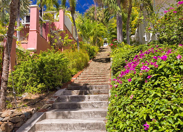 99 Steps, St. Thomas