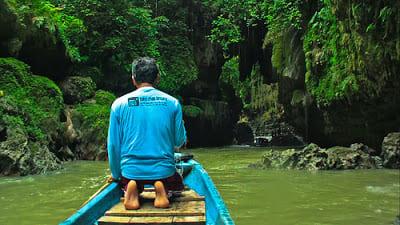 The river long enough