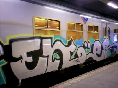 graffiti enoer