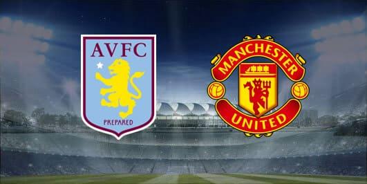 مباراة مانشستر يونايتد وأستون فيلا بتاريخ 01-12-2019 الدوري الانجليزي