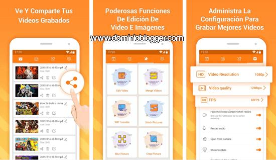 DU Recorder para Android