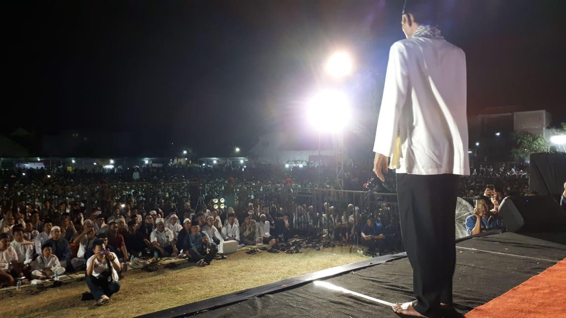 Amien Rais Ungkap Kisah Di Balik Pencawapresan Ustadz Somad