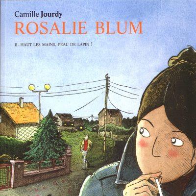 Rosalie Blum, de Camille Jourdain, tome 2 et 3