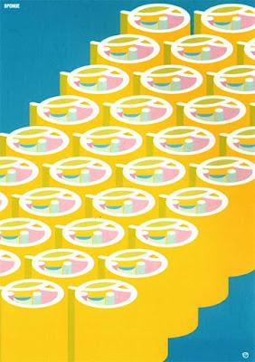Illustration of sponges.