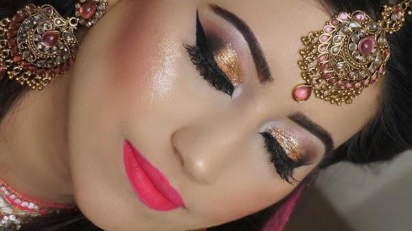 दुल्हन की आंखों को सजाने के लिए टिप्स Bridal Eye Makeup Tips - हिंदी टिप्स जोन