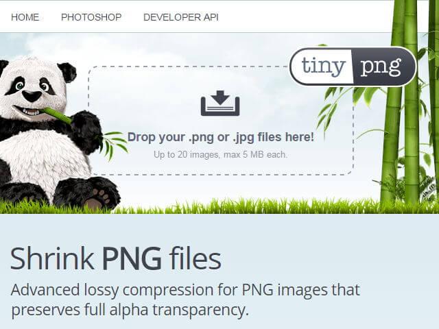 [網路工具] TinyPNG 免費線上圖片壓縮服務_001