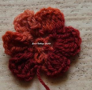 free crochet vest pattern, free crochet belt pattern, free crochet head band pattern, free crochet flower motif