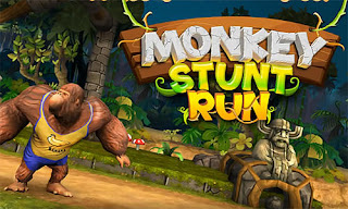 Monkey Stunt Run V1.1 MOD Apk For Android